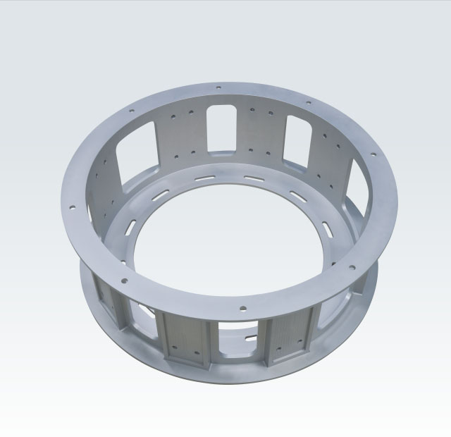 large machining parts